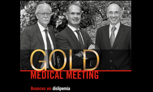 Avances en dislipemia - Gold Medical Meeting